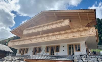 Affitto Appartamento Grund bei Gstaad