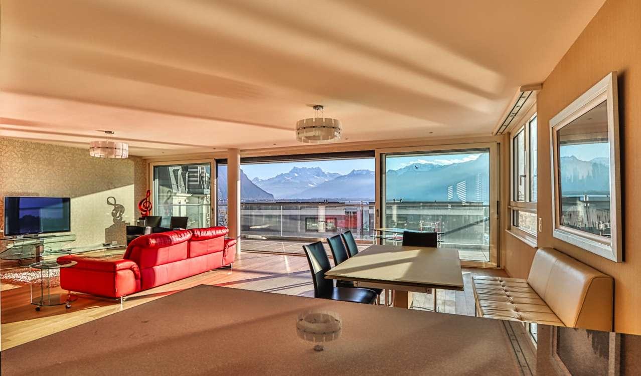 Affitto Appartamento Montreux