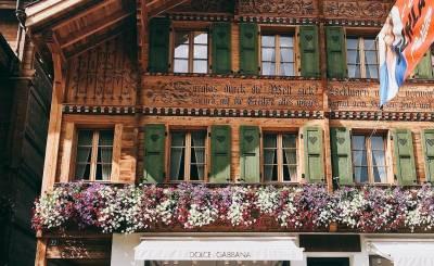 Affitto Casa di paese Gstaad
