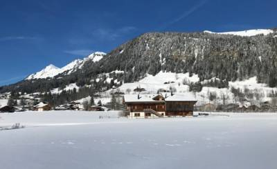 Affitto Chalet Gsteig bei Gstaad