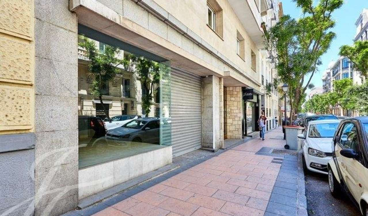 Affitto Negozio Madrid