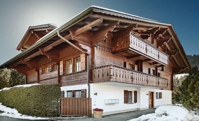 Affitto stagionale Appartamento Gstaad