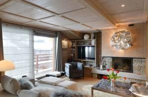 Affitto stagionale Appartamento Megève