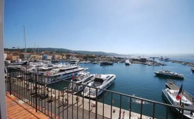 Affitto stagionale Appartamento Saint-Tropez