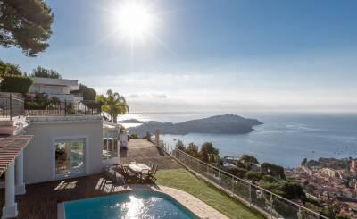 Affitto stagionale Casa Villefranche-sur-Mer