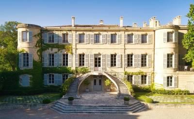 Affitto stagionale Castello Les Baux-de-Provence