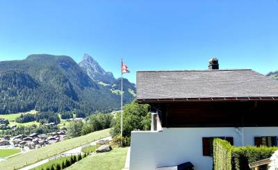 Affitto stagionale Chalet Saanen