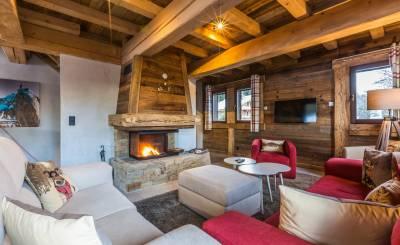 Affitto stagionale Chalet Saint-Gervais-les-Bains