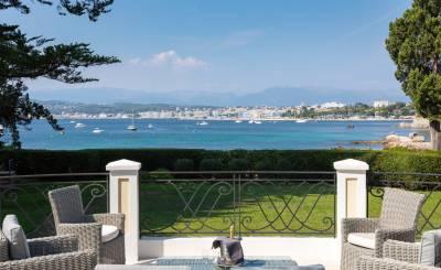 Affitto stagionale Proprietà Cap d'Antibes