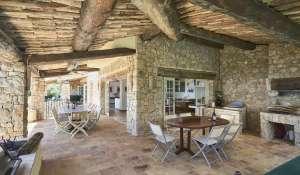 Affitto stagionale Proprietà Tourrettes-sur-Loup
