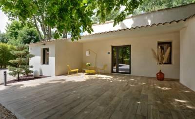 Affitto stagionale Villa Aix-en-Provence