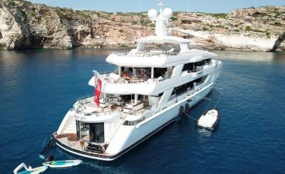 Affitto stagionale Yacht Cannes
