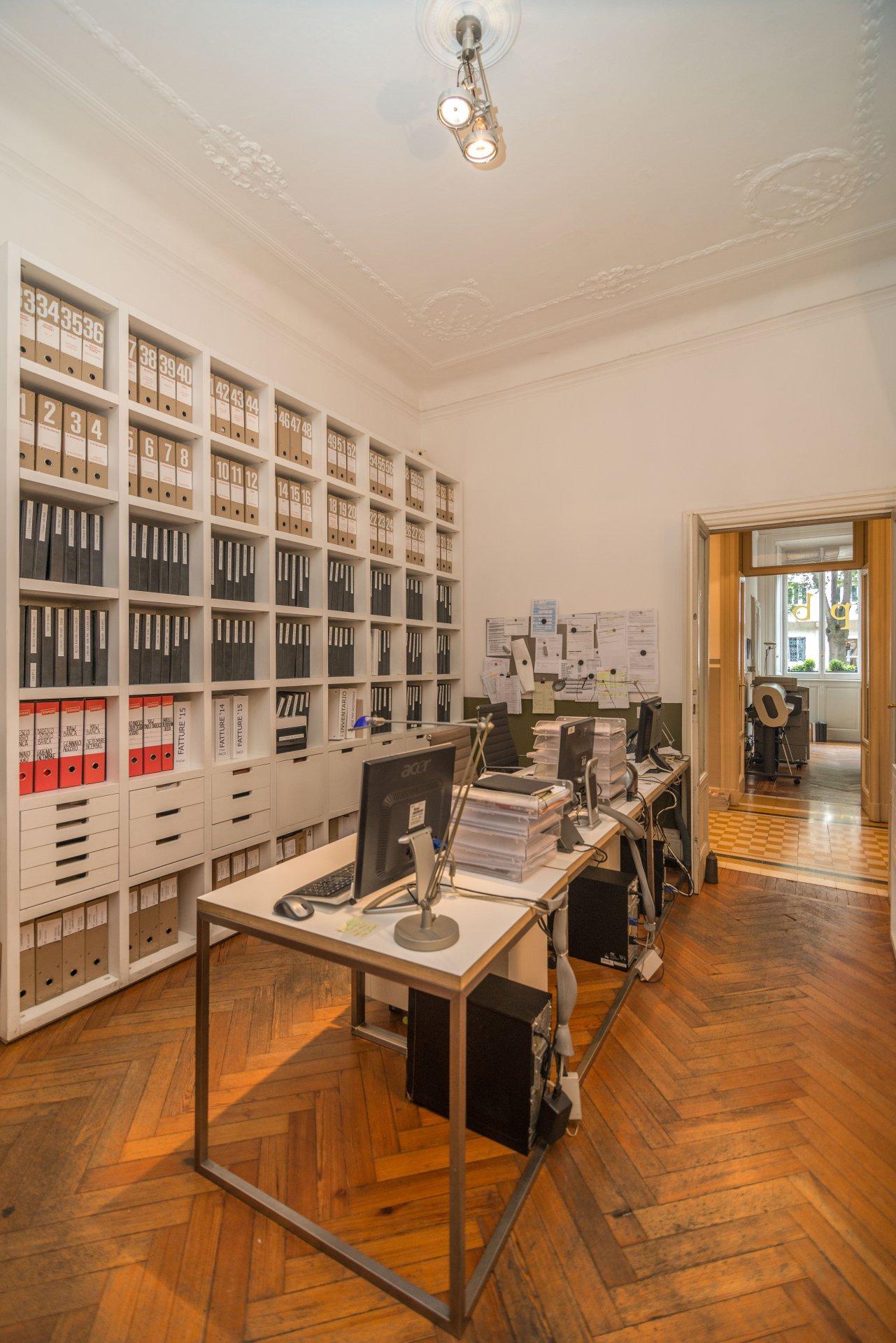 Annuncio affitto ufficio milano 20100 5 camere ref l0741mi for Affitto ufficio aventino