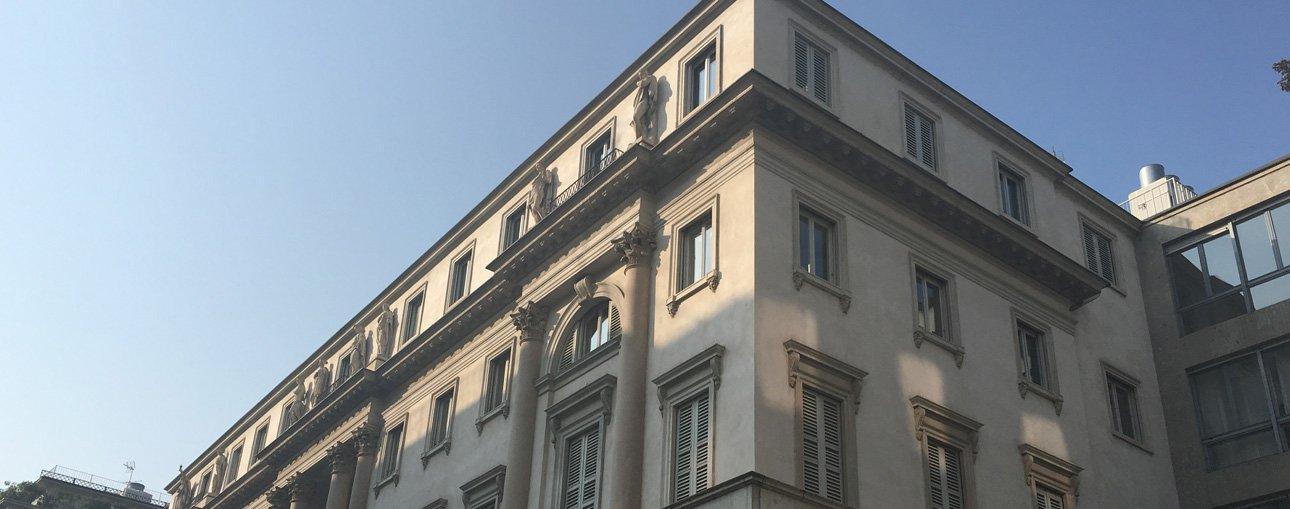 Annuncio affitto ufficio milano 20100 ref l0745mi for Ufficio affitto eur
