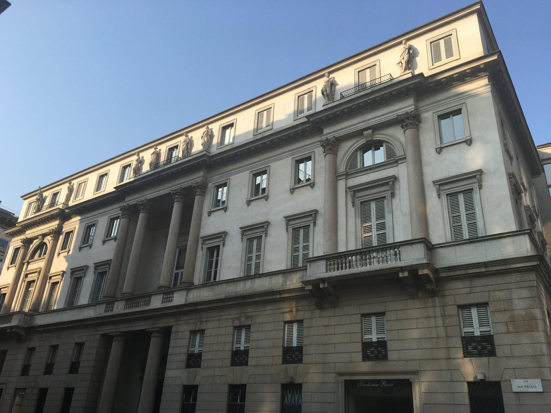Annuncio affitto ufficio milano 20100 3 camere ref l0841mi for Ufficio affitto eur