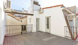 Affitto Villa sul tetto Madrid