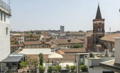 Affitto Villa sul tetto Milano