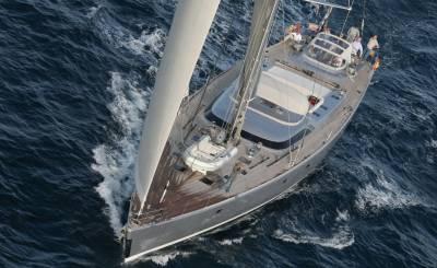 Affitto Yacht a vela Athens