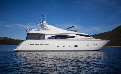 Affitto Yacht Zadar