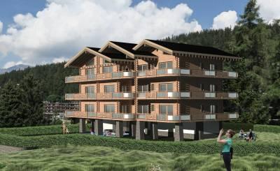 Nuova costruzione Appartamento Crans-Montana
