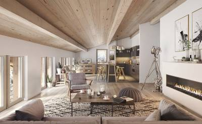 Nuova costruzione Appartamento Demi-Quartier