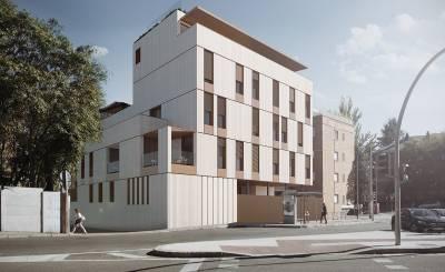 Nuova costruzione Consegna il 09/21 Madrid