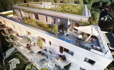 Nuova costruzione Appartamento Praha