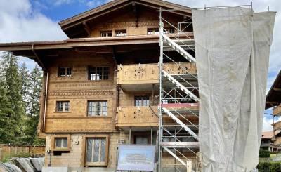 Nuova costruzione Consegnato Saanenmöser