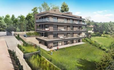 Nuova costruzione Lottizzazione Genève