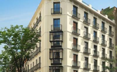 Nuova costruzione Lottizzazione Madrid