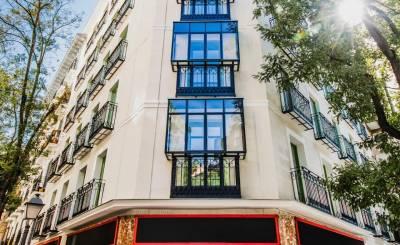 Nuova costruzione Consegna il 10/21 Madrid