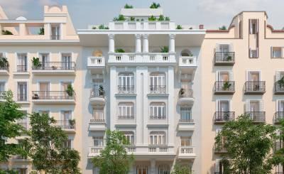 Nuova costruzione Consegna il 12/21 Madrid