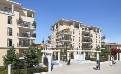 Nuova costruzione Consegna il 10/23 Aix-en-Provence