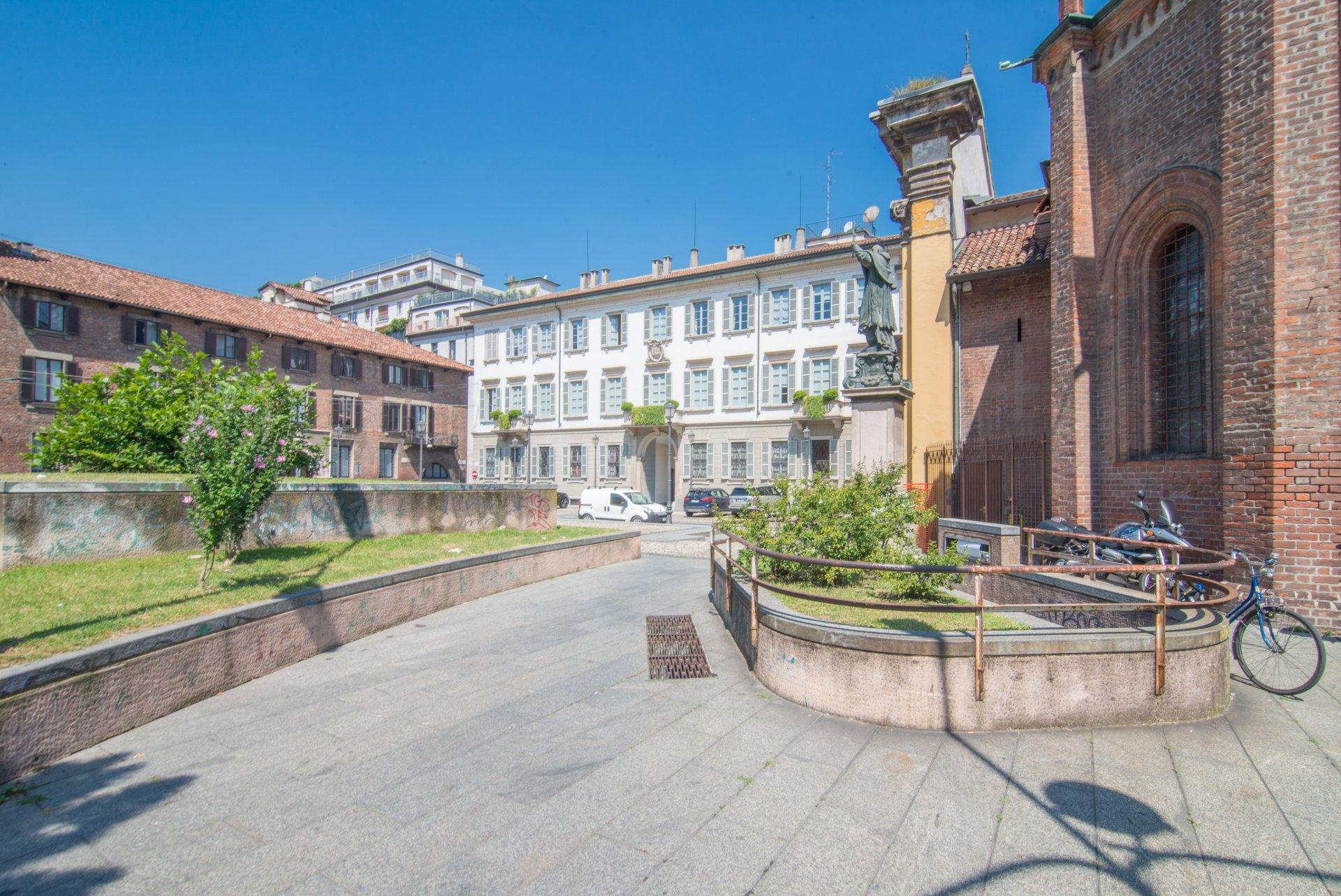 Annuncio Vendita Appartamento Milano Corso Magenta (20100 ...