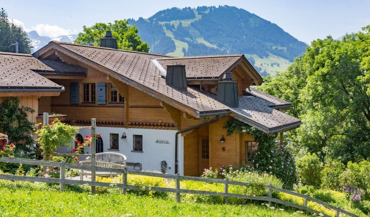 Vendita Chalet Gstaad