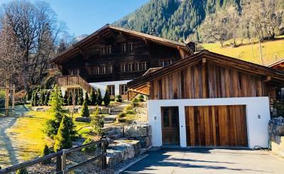 Vendita Chalet Gsteig bei Gstaad