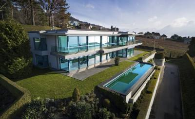 Vendita Villa Lutry