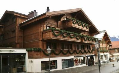 Vendita Villa sul tetto Gstaad