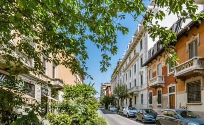 Vendita Villa sul tetto Milano